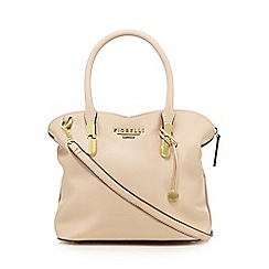 Fiorelli - Beige 'Emme' applique grab bag