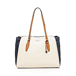 Fiorelli - Navy large colour block shoulder bag