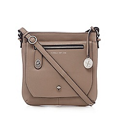 Fiorelli - Grey 'Jenson' cross body bag