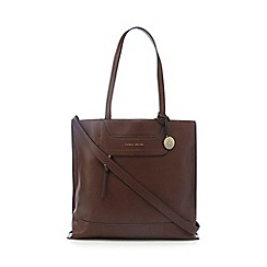 Fiorelli - Dark red 'Tristen' tote bag