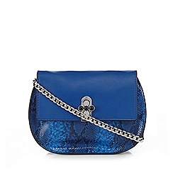 Fiorelli - Blue 'Huxley' cross body bag