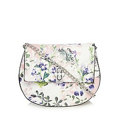 Fiorelli - White 'Huxley' small cross body bag