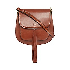 Fiorelli - Dark tan 'Nikita' cross body bag