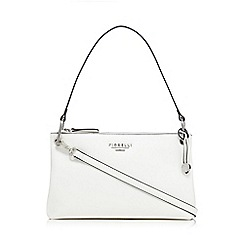 Fiorelli - White 'Kayla' shoulder bag