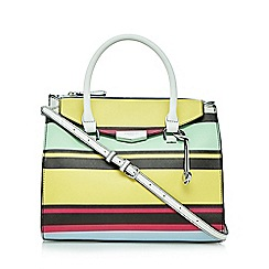 Fiorelli - Multi-coloured 'Connor' striped grab bag