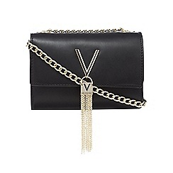 Valentino - Black 'Diva' clutch bag