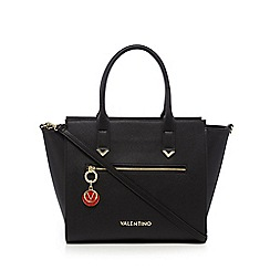 Valentino - Black 'Daikiri' shopper bag