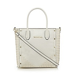 Valentino - White 'Kalua' shopper bag