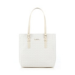 Valentino - Off white 'Summer Valentine' shopper bag