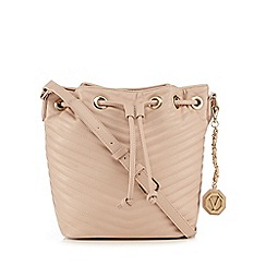 Valentino - Light pink 'Margaritas' cross body bag