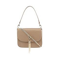 Valentino - Beige 'Diva' shoulder bag
