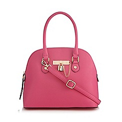 Call It Spring - Pink 'Erroma' dome bag