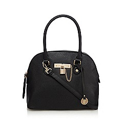 Call It Spring - Black 'Erroma' dome bag