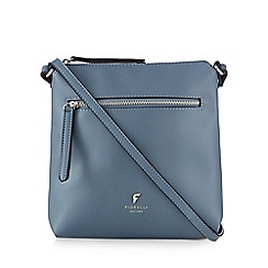 Fiorelli - Light blue 'Logan' casual cross body bag