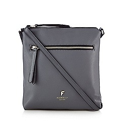 Fiorelli - Grey 'Logan' casual cross body bag