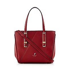 Fiorelli - Red 'Sloane' mini tote bag