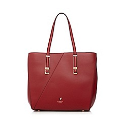 Fiorelli - Red 'Sloane' large tote bag