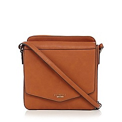 Fiorelli - Tan 'Taylor' large cross body bag