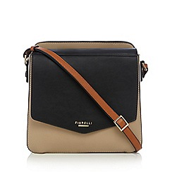Fiorelli - Taupe 'Taylor' large cross body bag