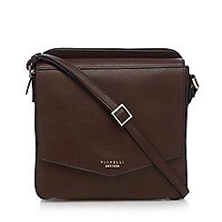 Fiorelli - Brown 'Taylor' large cross body bag