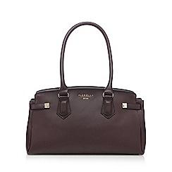 Fiorelli - Dark red 'Amber' shoulder bag