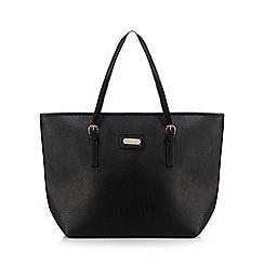 Kangol - Black large shopper bag