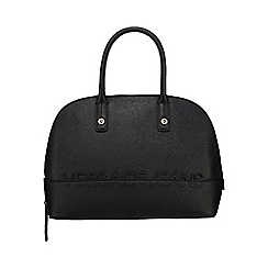 Versace Jeans - Black dome bag