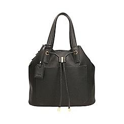 Clarks - Black 'Mella Rise' shoulder bag