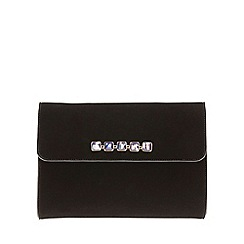 Clarks - Jivinh Beat Black Clutch Bag