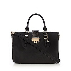 Clarks - Black 'Miss Chantal' grab bag