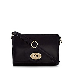 Clarks - Navy 'Maria Ann' cross body bag