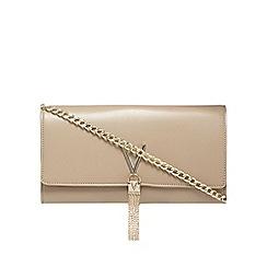 Valentino - Natural 'Diva Pochette' clutch bag