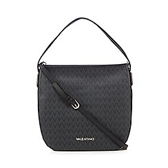 Valentino - Black 'Partenope Sacca' shopper bag