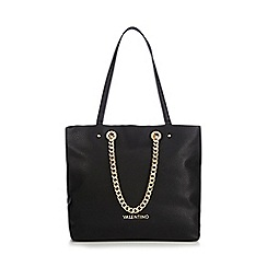Valentino - Black 'Avantgarde' shopper bag
