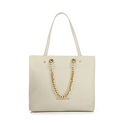 Valentino - White 'Avantgarde' shopper bag
