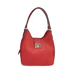 Valentino - Red 'Tempio Sacca' shopper bag