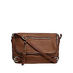 Call It Spring - Tan 'Onadosien' cross body bag