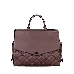 Fiorelli - Aubergine Mia Large Grab Bag
