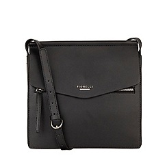 Fiorelli - Black Mia Large Cross Body Bag