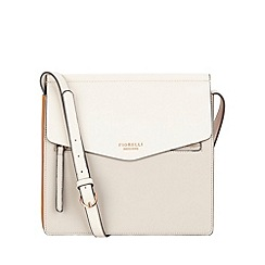 Fiorelli - Grey mix Mia large cross body bag