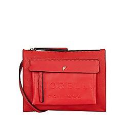 Fiorelli - Red Alexa Contemporary Flat Cross Body Bag