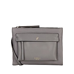 Fiorelli - City Grey Alexa Contemporary Flat Cross Body Bag