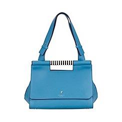 Fiorelli - Cyan blue Austin satchel