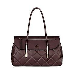 Fiorelli - Aubergine Carlton East West Shoulder Bag