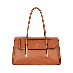 Fiorelli - Tan Carlton East West Shoulder Bag