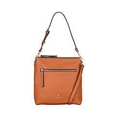 Fiorelli - Tan Elliot Satchel