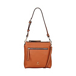 Fiorelli - Tan Elliot Mini Satchel