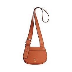 Fiorelli - New tan casual mix Georgia saddle cross body bag
