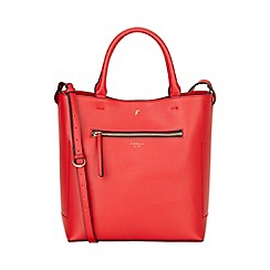 Fiorelli - Red Mckenzie North South Tote Bag