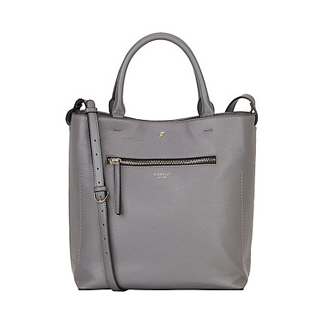 Fiorelli City Grey Mckenzie North South Tote Bag | Debenhams